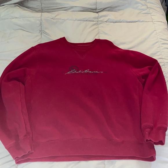 Like new, Eddie Bauer sweatshirt great condition!